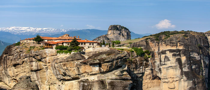 METEORA – Mystical, Magical & Magnificent Monasteries