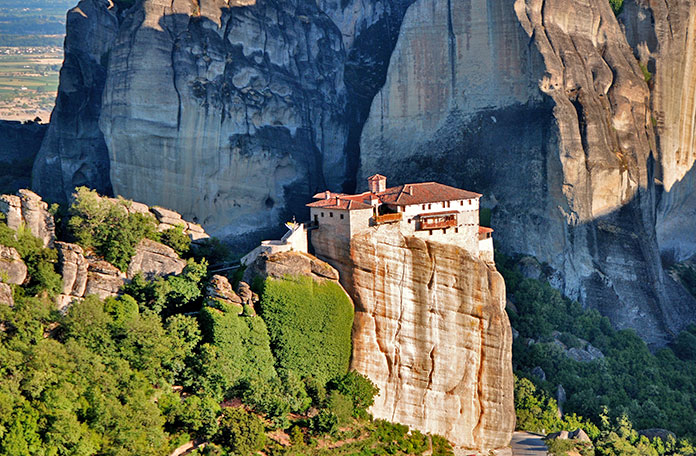 METEORA JOURNEY TO A HOLY LAND!
