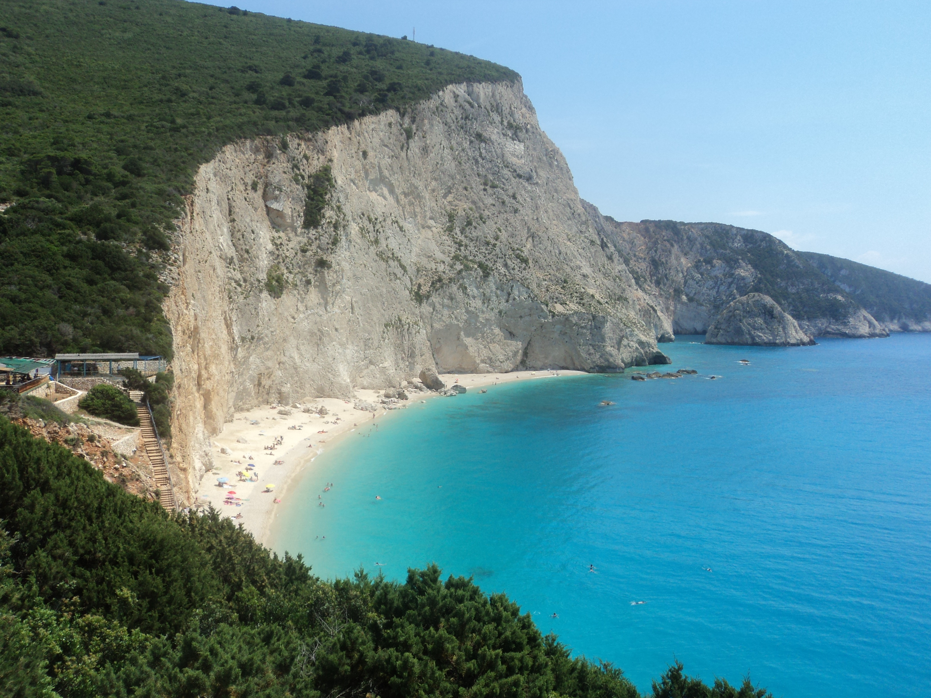 LEFKADA A GEM IN THE IONIAN WITH A LUSTROUS COASTLINE!
