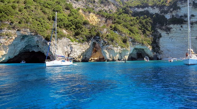 Paxos Island: Crystal-clear Waters