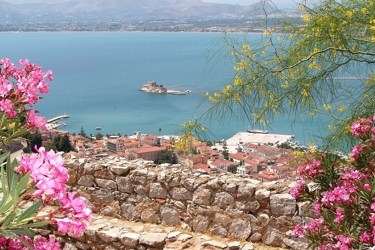 """The """"Game of Thrones"""", Peloponnese-style"""